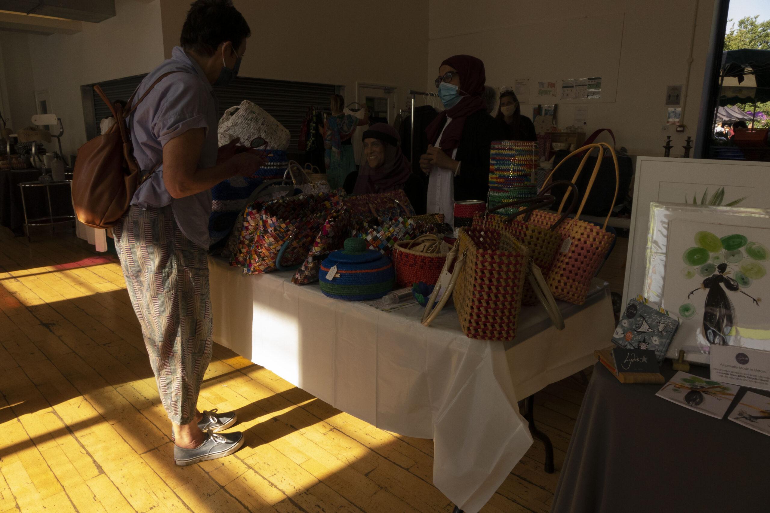 recyled bag sale 2